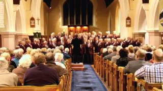 Video Trelawnyd Male Voice Choir singing Calon Lan at Parish Church, Prestatyn download MP3, 3GP, MP4, WEBM, AVI, FLV Oktober 2018