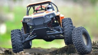 Wltoys 10428-B AUSTAR High Grip Rubber Tire