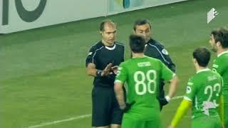Dinamo Tbilisi 0:1 Torpedo Kutaisi [Highlights]
