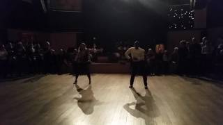 Cuban Dance Show- Stine Ortvad and Anier Sanchez