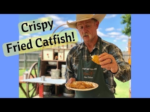 Crispy Fried Catfish