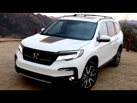2021 Honda Pilot - Honda's Best SUV !!   All  New Exterior, Interrior & Features