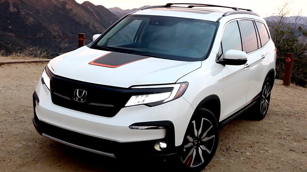 Honda Pilot mẫu SUV tốt nhất của Honda
