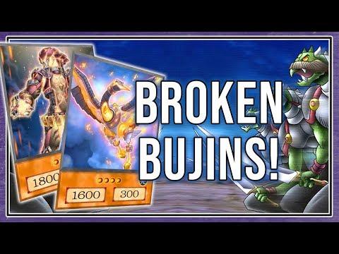 Crane BREAKS Bujins! 99.9% WINRATE! BEST Deck Of Blackstorm Rising! [Yu-Gi-Oh! Duel Links]