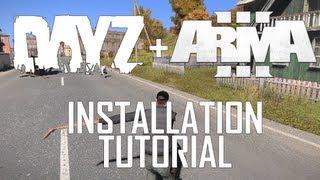 DayZ Singleplayer in ARMA 3 — Installation Tutorial
