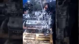 Ремонт ЯМЗ 236 НЕ2 на стадии завершения - обкатка двигателя ямз 236