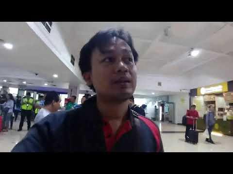 Check in process in bandara halim perdana kusuma