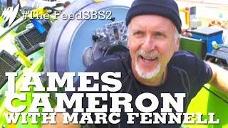 James Cameron on Deepsea Challenge, Avatar Series, & Terminator Idea I The Feed