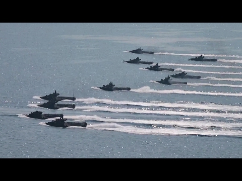 Thumbnail: Thai, Korea, US Marines Conduct Massive Amphibious Landing Exercise