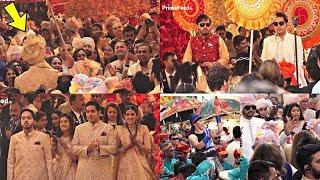 Isha Ambani Wedding - Baraat Video