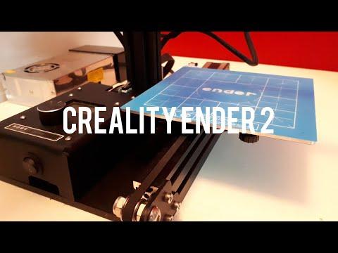 Creality Ender 2 3D Printer | Assembly | Cheap $200 3D Printer