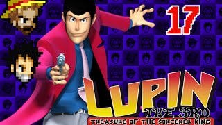 3G1U Lupin the 3rd: Treasure of the Sorcerer King, Part 17: In the Position
