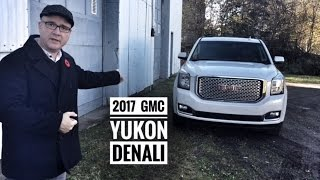 2017 GMC Yukon Denali road test and review | Pye Chevrolet Buick GMC