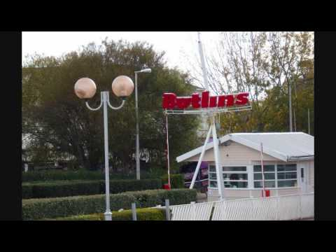 Butlins Minehead Then & Now Part 1 of 4