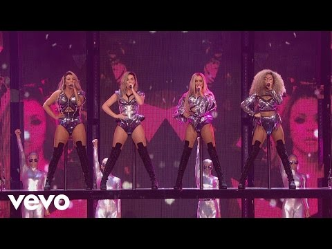 Thumbnail: Little Mix - Shout Out to My Ex (Live at the BRITs)