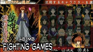 Rurouni Kenshin: Meiji Kenkaku Romantan - Saisen iso (gameplay dan links downloadnya)