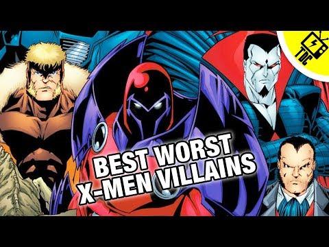 The Best Worst X-Men Villains! (The Dan Cave w/ Dan Casey)