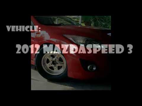 Cory's Mazdaspeed 3