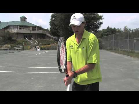 """""""From the CDT Vault"""" Tennis Tips with Cliff Drysdale: Differences between 1 and 2 handed backhand"""