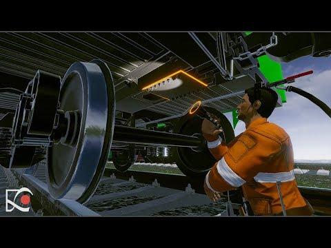«Осмотрщик вагонов» — тренажер для отработки действий