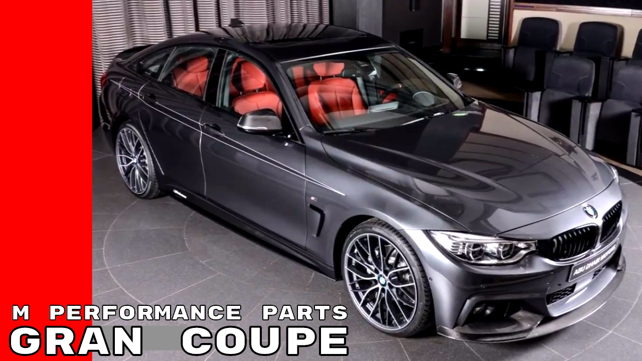 BMW 428I Coupe >> BMW 430i Gran Coupe With M Performance Parts - YouTube