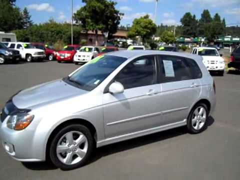 2008 Kia Spectra 5 Sx Hatchback 10206 Mpg Youtube