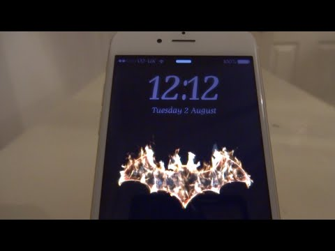 NEW How To Install Animated Wallpaper iOS 9 / 10 / 11 / 12 Jailbreak iPhone, iPad & iPod Touch