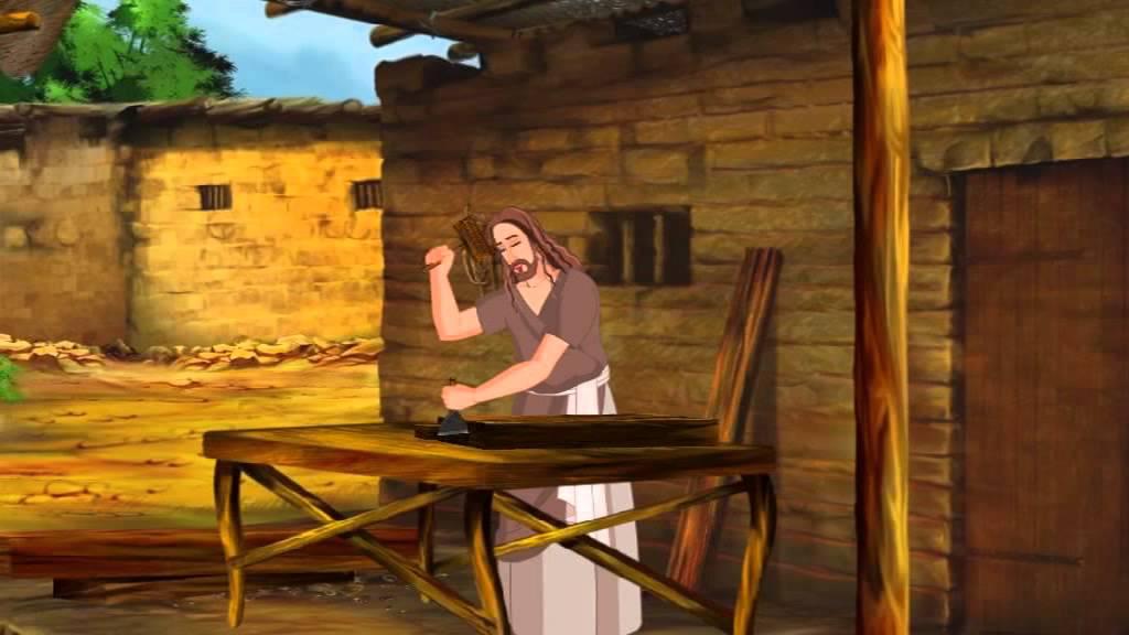 Bible stories for kids - Peter's Amazing Catch ( Malayalam Cartoon Animation )