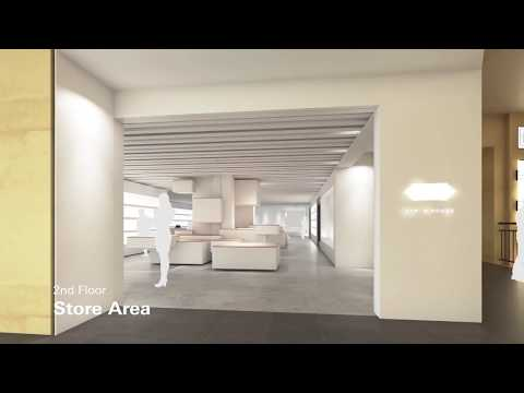 Future of Japan House LA: Virtual Architecture Concept Tour