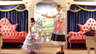 DISNEY STORE | Bibbidi Bobbidi Boutique at Harrods - The Ultimate Disney Princess Transformation