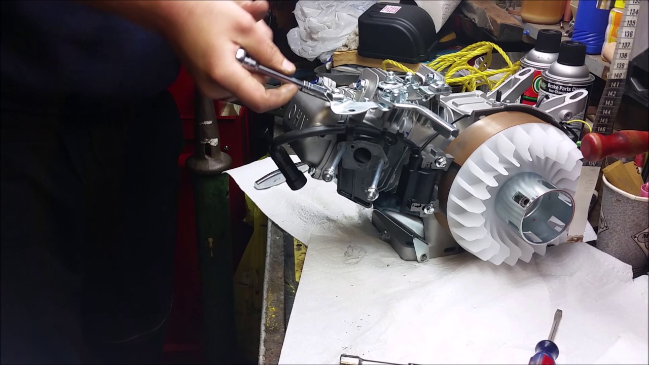 Predator 212 Engine Disassembly