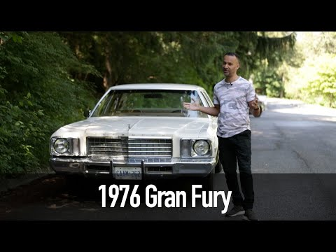 1976 Plymouth Gran Fury Classic Car Review