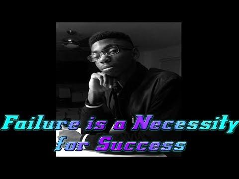 Failure is a Necessity for Success | Motivational Speech by ITZsharky