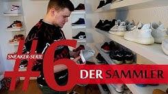 Osnabrücker Student hat für seine 65 Paar Sneaker ein eigenes Zimmer