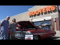 1964 Ford Galaxie 500 XL - Perfect Spot at Hooters Entrance
