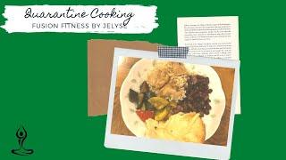 Quarantine Cooking: Chicken Teriyaki