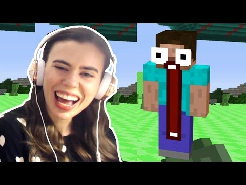 Thumbnail: TRY NOT TO LAUGH CHALLENGE - FUNNY MINECRAFT FAILS COMPILATION