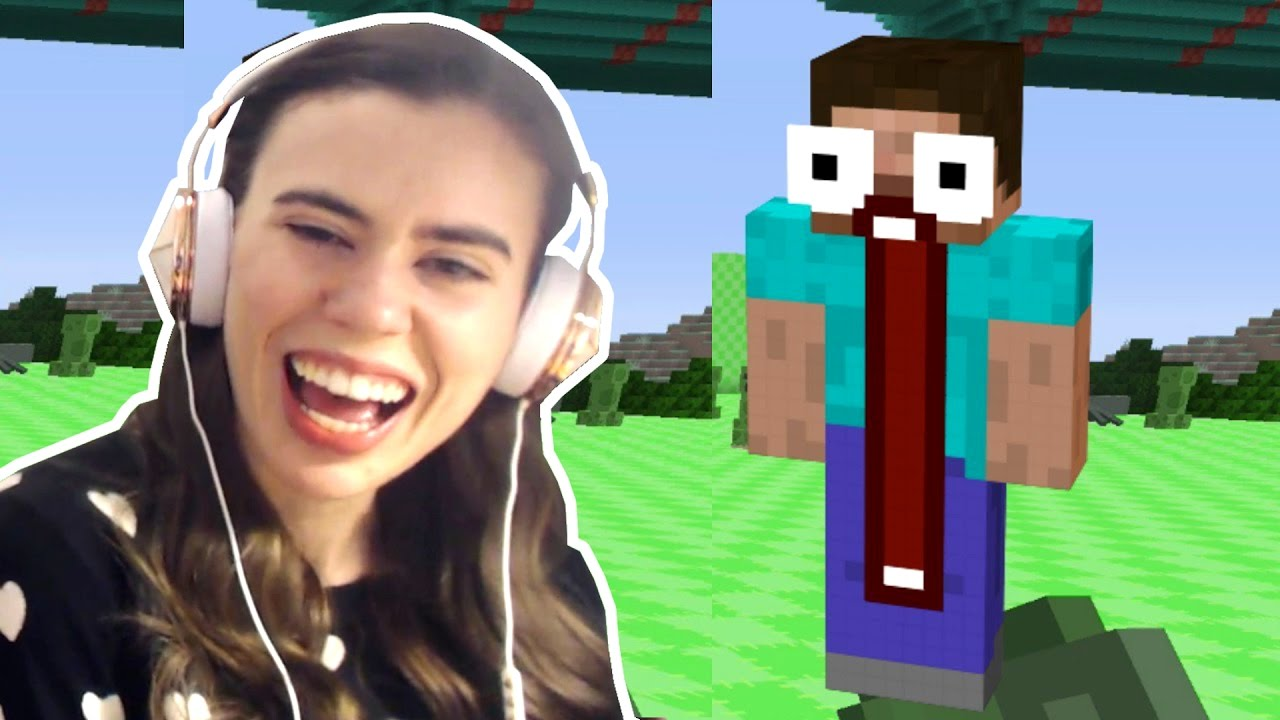 TRY NOT TO LAUGH CHALLENGE   FUNNY MINECRAFT FAILS COMPILATION