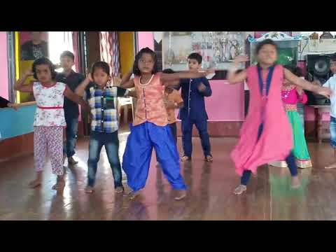 Hey Rukkamma Song Dance Cover By Kids