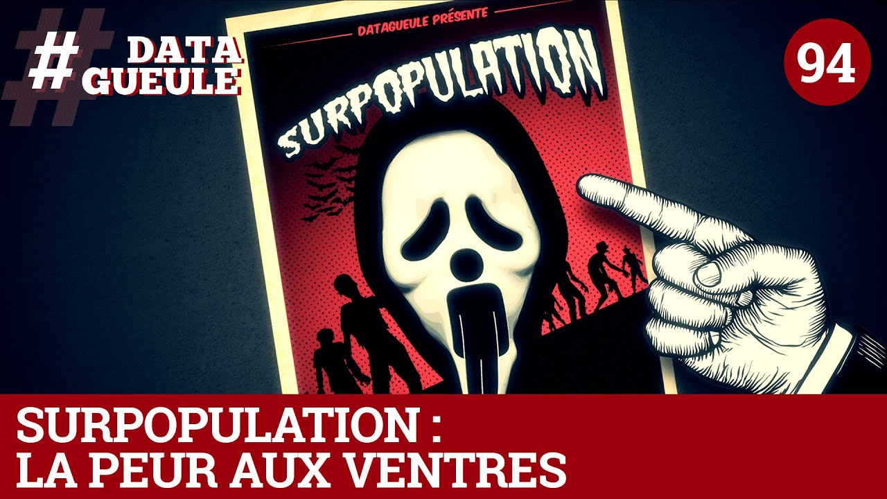 We often hear that overpopulation is an issue... Well, it's not (video in FR with EN subtitles).