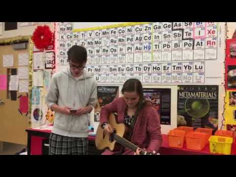 Gold and Silver Element Project Song