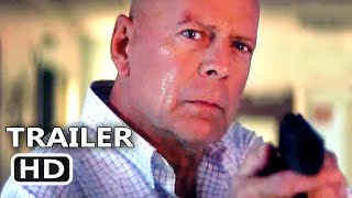 TRAUMA CENTER Official Trailer (2019) Bruce Willis, Action Movie HD