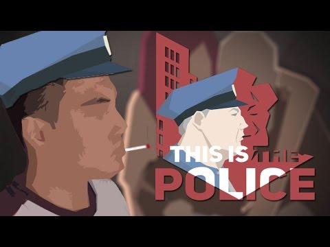 CRIME, DRUGS, NAKED PEOPLE?! | This Is The Police [1]