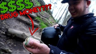 WE FOUND DRUG MONEY!!!