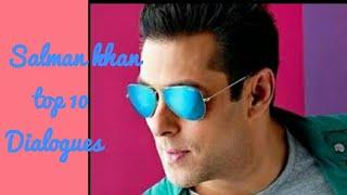 Salman khan best dialogues || Salman khan ||