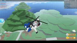 Roblox Treelands| GETTING A GYROCOPTER!!!