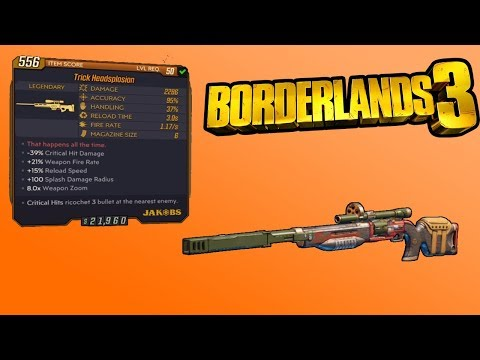 Borderlands 3 - How To Get The Headsplosion