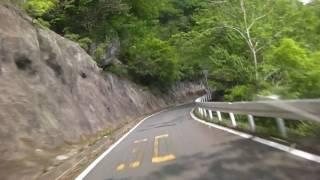 県道389から山住神社