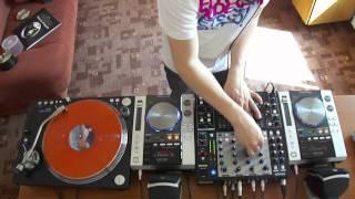 Dj Reverse Electro Shot Mix! (Electro House)