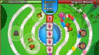 BTD Battles Tutorial Speedrun (1:31) World Record?